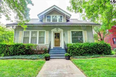 McPherson County Single Family Home For Sale: 106 W Galle St