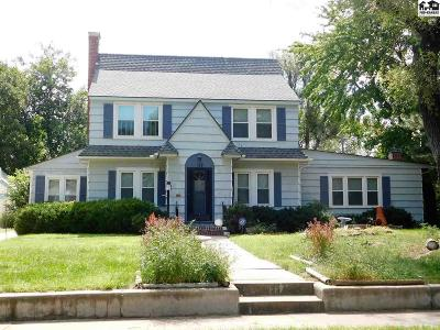 Reno County Single Family Home For Sale: 117 W 20th Ave
