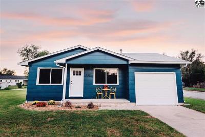 Burrton Single Family Home For Sale: 323 N Harvey