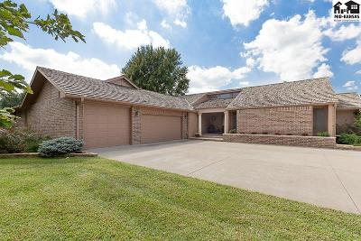 Hutchinson Single Family Home For Sale: 2415 Howell Dr