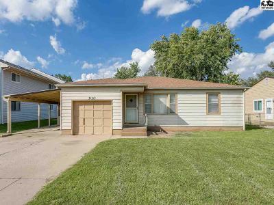 Reno County Single Family Home For Sale: 910 E 11th Ave