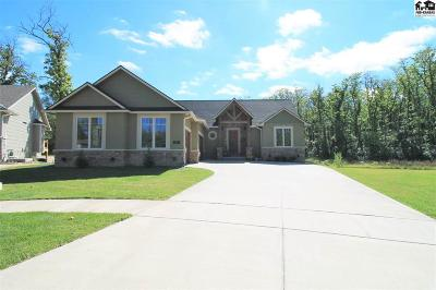Hutchinson Single Family Home For Sale: 2700 Timber Ln