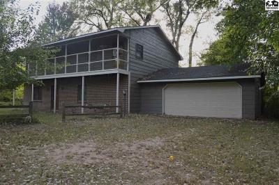 Buhler Single Family Home For Sale: 6103 E 69th Ave