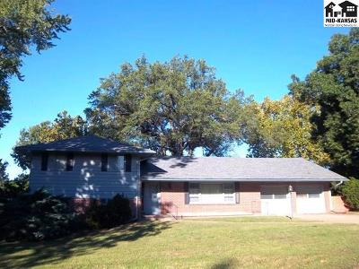 Hutchinson Single Family Home For Sale: 4101 Panorama Dr