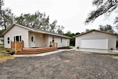 Hutchinson Single Family Home For Sale: 5000 E Frank Rd