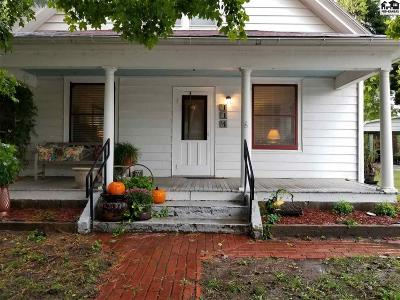 Marquette Single Family Home For Sale: 114 S Lincoln St