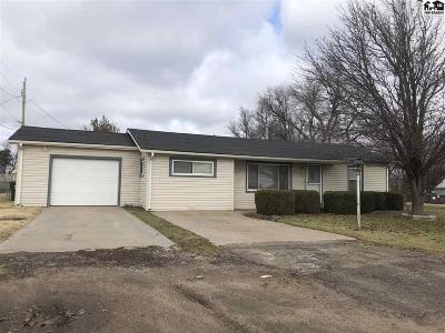 South Hutchinson Single Family Home For Sale: 808 W Blanchard Ave