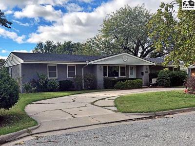 Single Family Home Sale Pending: 2801 N Jefferson St
