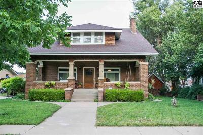 Pratt Single Family Home For Sale: 510 S Pine St
