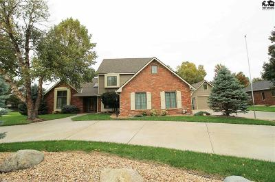 Hutchinson Single Family Home For Sale: 106 Road Runner Ln