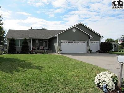 Hutchinson Single Family Home For Sale: 1801 E 25th Ave