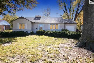 Single Family Home For Sale: 768 E Simpson St