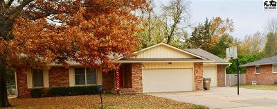 Hutchinson Single Family Home For Sale: 905 W 24th Ave