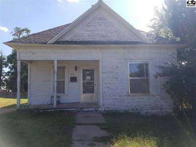 Single Family Home For Sale: 319 W 2nd St