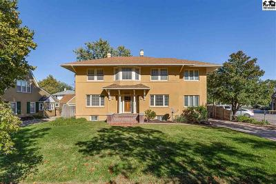 Hutchinson Single Family Home For Sale: 10 Hyde Park St