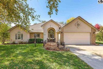Hutchinson Single Family Home For Sale: 4805 Sequoia St