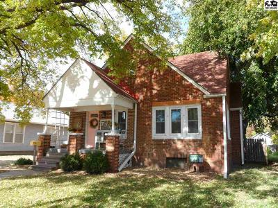 McPherson KS Single Family Home Contingent Other Co: $100,000