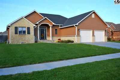 McPherson KS Single Family Home Contingent On Sale And Cl: $339,900