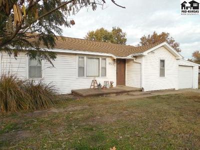 Hutchinson Single Family Home For Sale: 1503 N O'daniel St