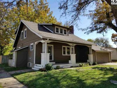 Little River Single Family Home Contingent Other Co: 505 Eagle St