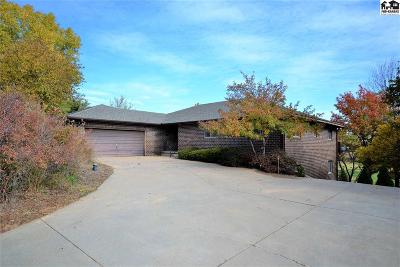 Reno County Single Family Home For Sale: 10601 W Snokomo Rd