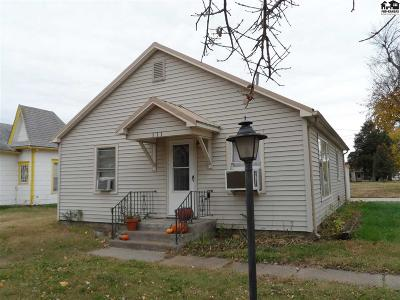 McPherson County Single Family Home For Sale: 111 N Walton St