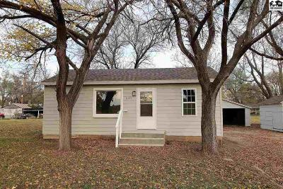 Reno County Single Family Home For Sale: 320 S Lorraine St