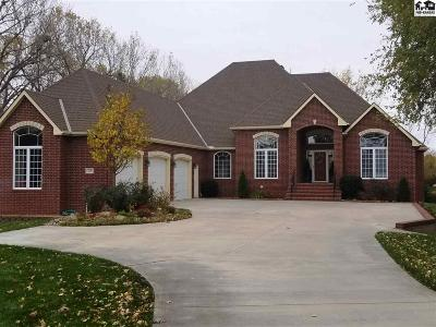 Hesston Single Family Home For Sale: 28 Pheasant Run Rd