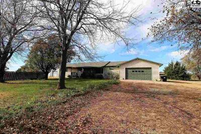 Reno County Single Family Home For Sale: 12515 W 4th Ave