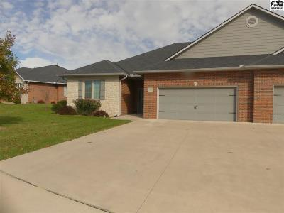 Hutchinson Condo/Townhouse For Sale: 2902 Sand Hills Ct