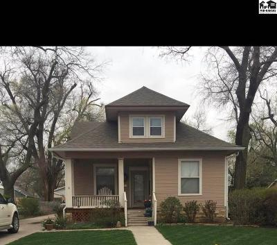 McPherson Single Family Home For Sale: 610 S Elm St
