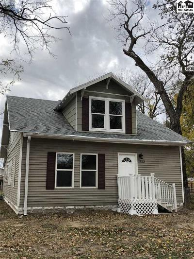 Hutchinson Single Family Home For Sale: 1523 N Orchard St