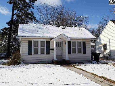 McPherson Single Family Home For Sale: 210 S Fisher St