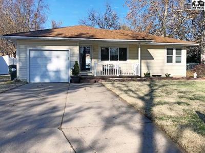 Hutchinson KS Single Family Home For Sale: $119,000