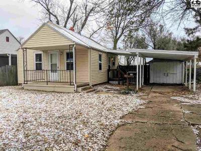 Hutchinson Single Family Home For Sale: 712 E 10th