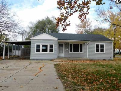 Reno County Single Family Home For Sale: 1000 W 20th Ave