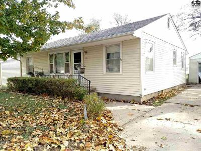 Reno County Single Family Home For Sale: 33 Sunflower Ave