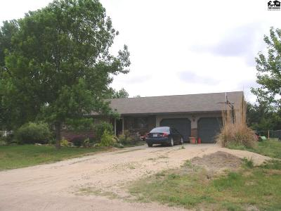 Reno County Single Family Home For Sale: 5937 Johnson Dr