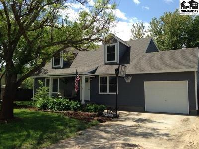 Reno County Single Family Home For Sale