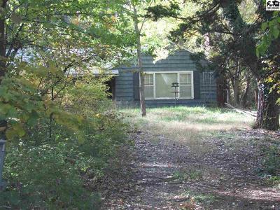 Hutchinson Single Family Home For Sale: 7103 N Monroe