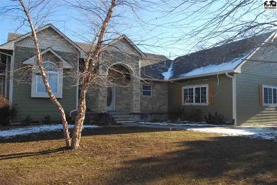 Reno County Single Family Home For Sale: 921 W Crazy Horse Rd
