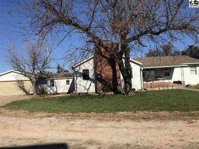 McPherson County Single Family Home For Sale: 169 11th Ave