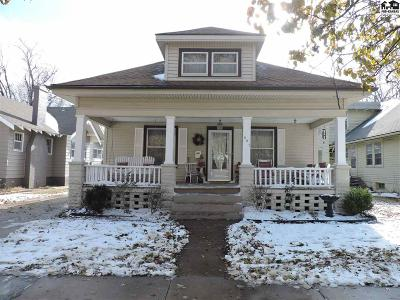 Single Family Home For Sale: 207 E 14th Ave