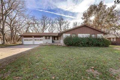Hutchinson Single Family Home For Sale