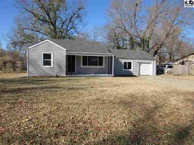 Hutchinson Single Family Home For Sale: 1725 N Jackson St