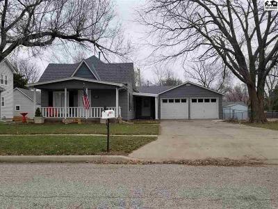 McPherson KS Single Family Home For Sale: $119,900