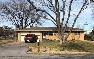 Hutchinson Single Family Home For Sale: 1502 W 18th Ave