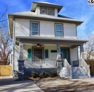 McPherson County Single Family Home For Sale: 808 S Main St
