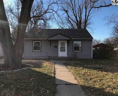 McPherson KS Single Family Home For Sale: $79,900