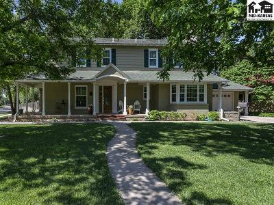 Reno County Single Family Home For Sale: 101 Hyde Park Dr